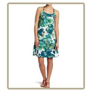 NWT Prana Lake Flower Power Quinn Dress - M